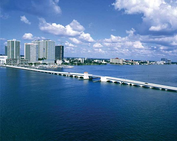 VENETIAN CAUSEWAY WEST BASCULE BRIDGE REPLACEMENT