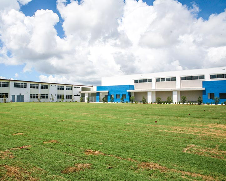 OUR LADY OF LOURDES CAMPUS WIDE EXPANSION